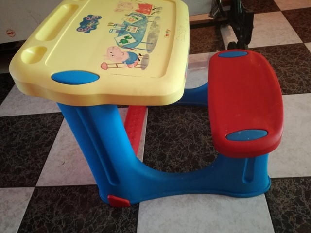 mesa con sillas pepa mil anuncios