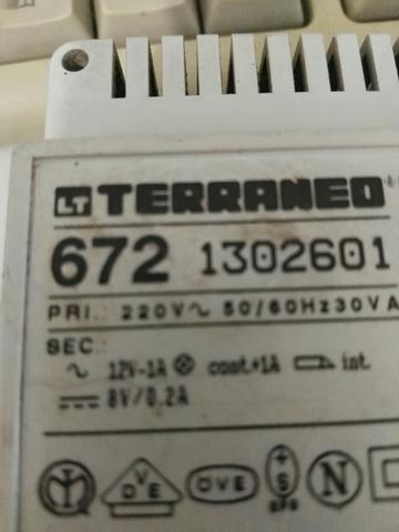 Lt Terraneo 672.Alimentador Ticino Terraneo Lt 672