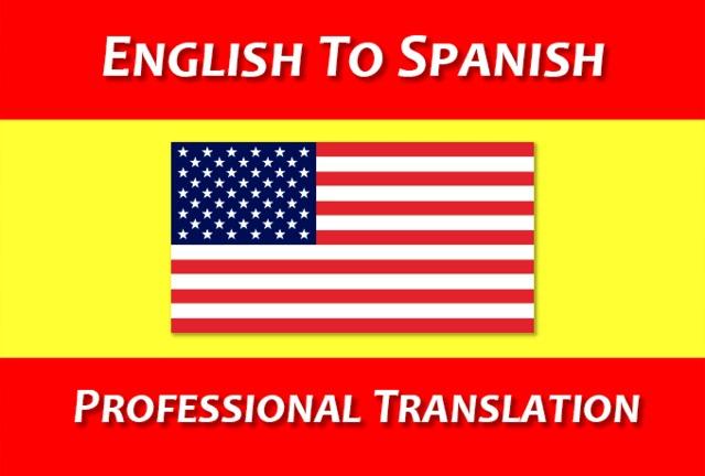 TRADUCCIÓN INGLÉS/ESPAÑOL - foto 2