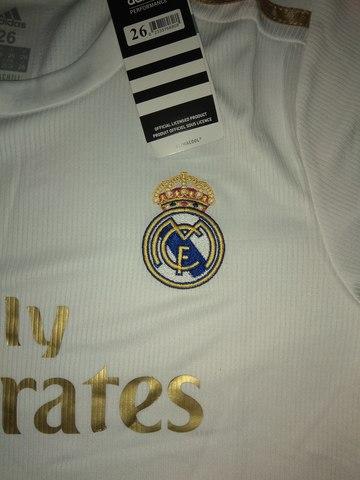 Adidas Camiseta Niñ@ Basket Real Madrid 201920 1ª Equipación