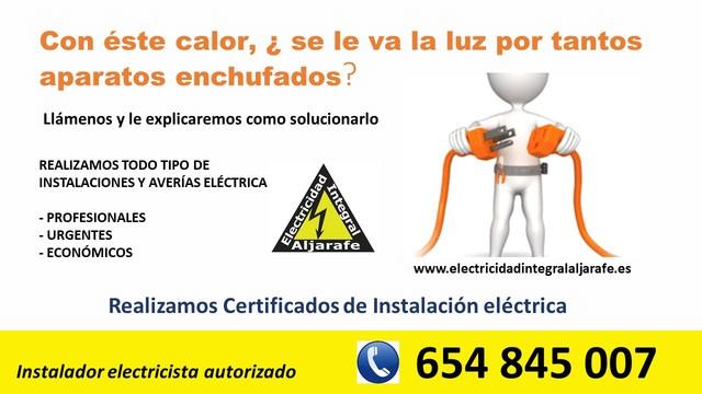 ELECTRICISTA AUTORIZADO ECONOMICO - foto 1