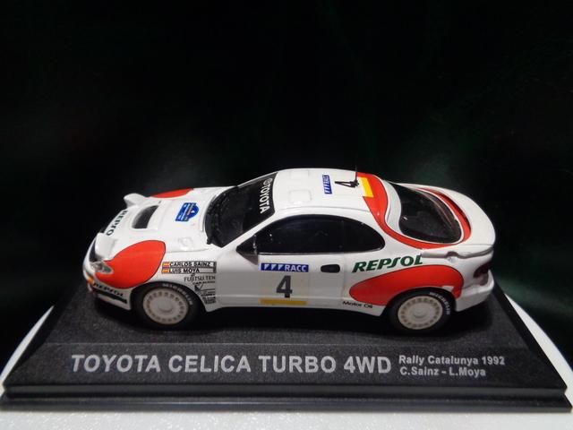 Toyota Celica Turbo 4Wd - 1992