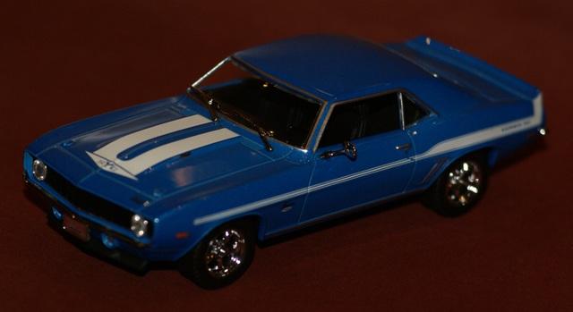 Chevrolet Camaro Yenko 1969  Casi Fast