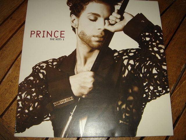 DISCO LP PRINCE THE HITS 1VINILO