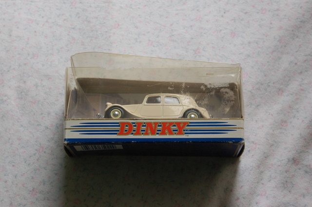 Citroen 15 Cv 1952 Matchbox