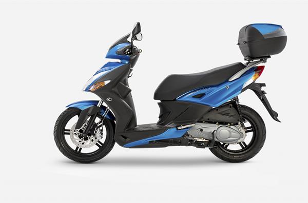 Agility 50 KYMCO, Scooter ciclomotor 50cc