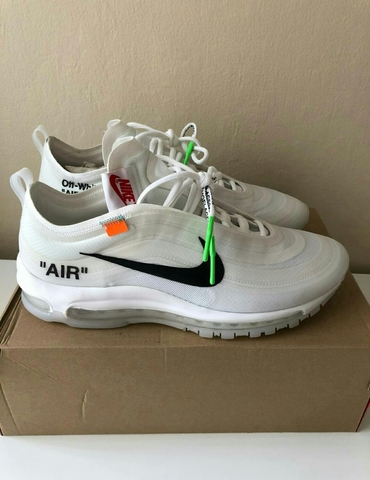 2nike x off white zapatillas