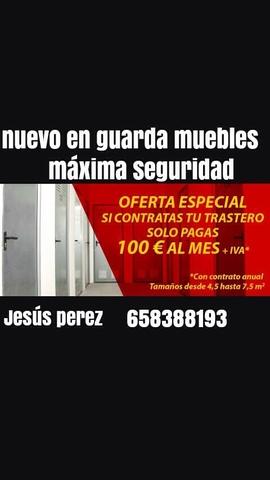 GUARDA MUEBLES - foto 1