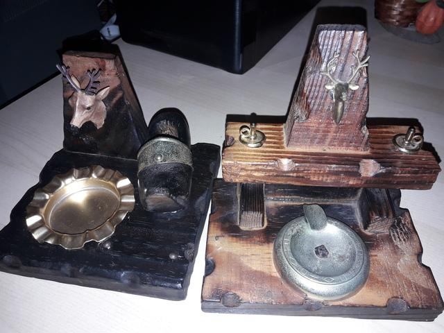 Ceniceros Antiguos