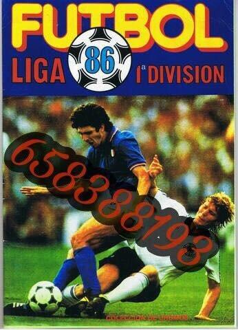 Compro Antiguos Albunes De Fútbol