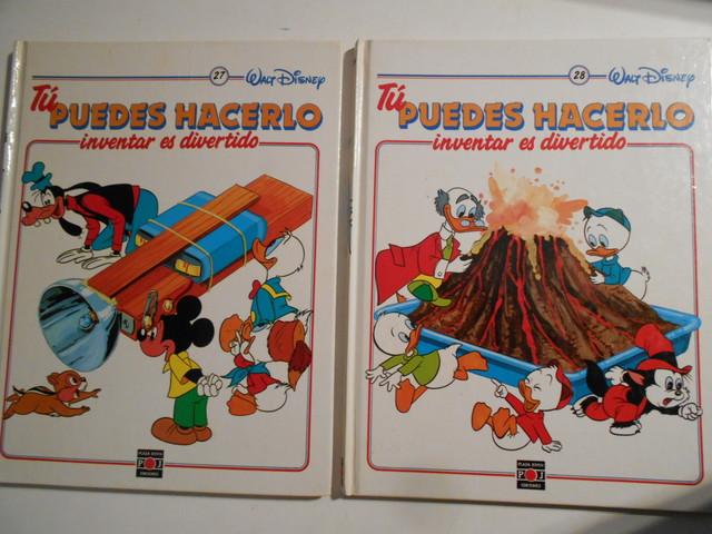 5 LIBROS TÚ PUEDES HACERLO (DISNEY) - foto 4