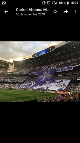 ABONOS REAL MADRID EIBAR - foto 1