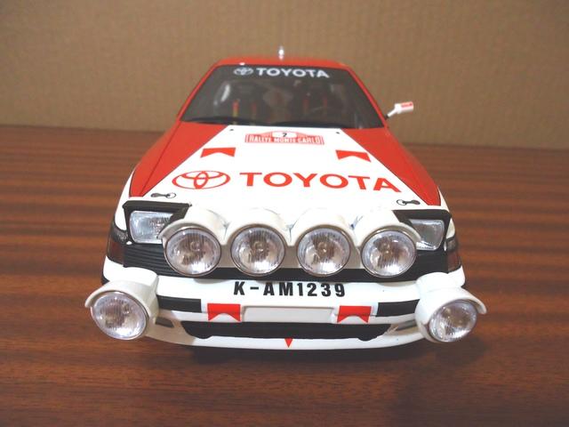 Toyota Celica Otto C. Sainz 1:18