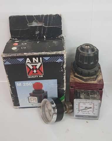 Regulador Presión Ani M250