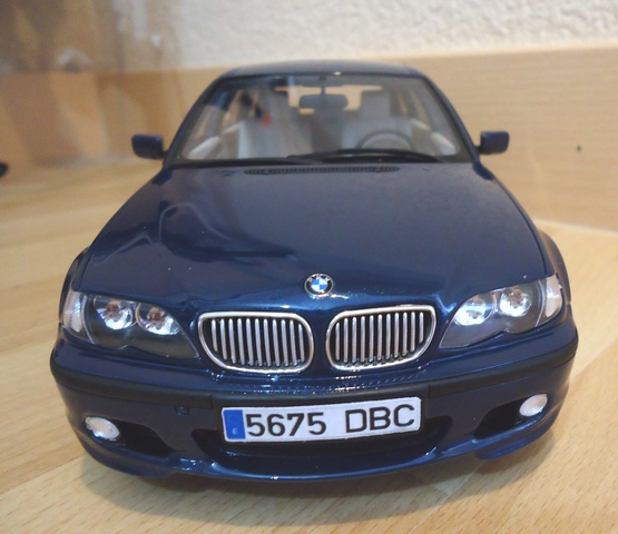 Bmw Serie 3 M Touring 1 18