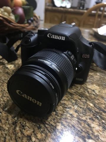 CÁMARA RÉFLEX CANON 500 D - foto 1