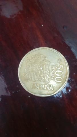 Moneda 500 Pesetas 1990