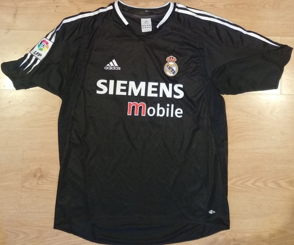 0a015b3bf COM - Camiseta real madrid negra Segunda mano y anuncios clasificados