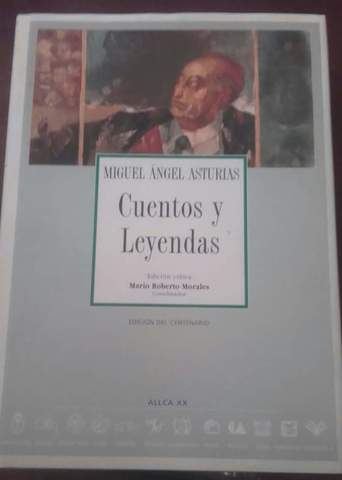 CUENTOS Y LEYENDAS / M.  ANGEL D ASTURIAS - foto 1