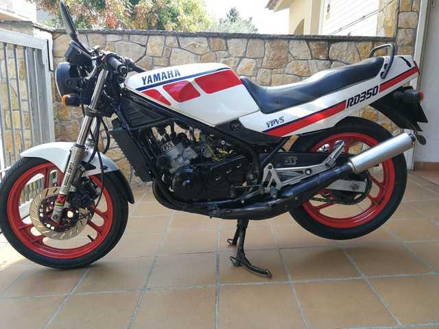 MIL ANUNCIOS COM - Yamaha rd 350  Motos de carretera de ocasion