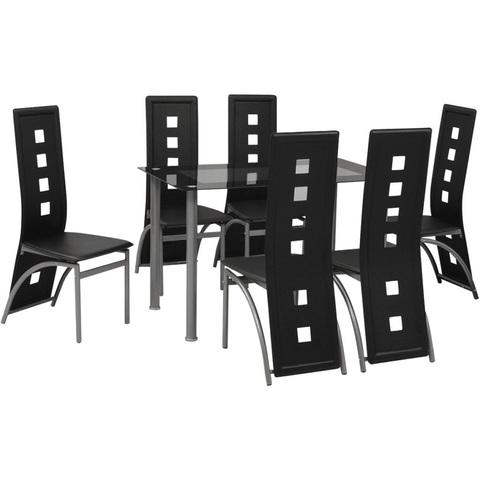 MIL ANUNCIOS.COM - Conjunto mesa y 6 sillas comedor