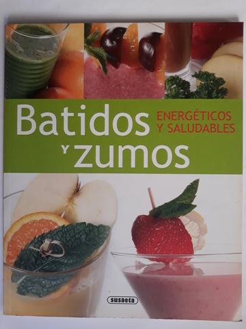 BATIDOS Y ZUMOS ENERGETICOS Y SALUDABLES - foto 1