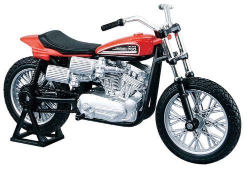 Moto Harley Davidson Xr750