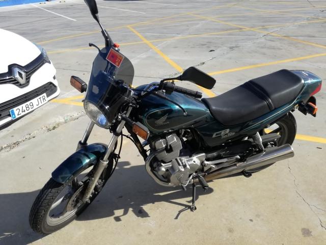 HONDA - CB 250 TWO FIFTY - foto 2