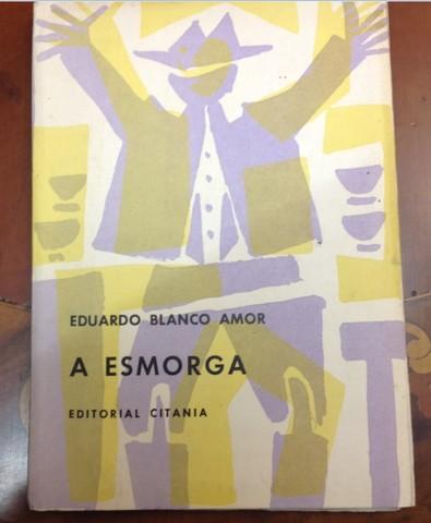 A ESMORGA. . 1ª EDICION ORIGINAL 1959.  - foto 1