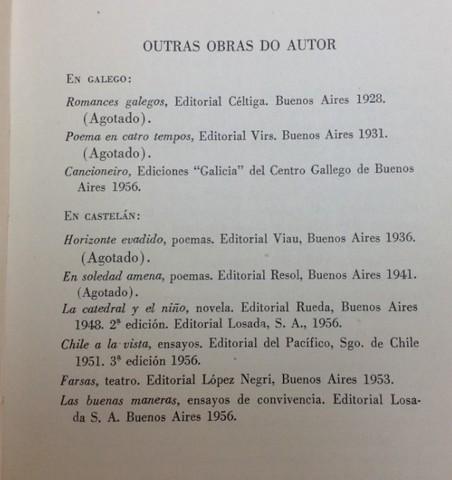 A ESMORGA. . 1ª EDICION ORIGINAL 1959.  - foto 5