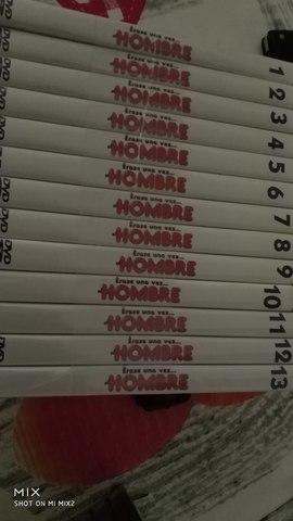 ERASE UNA VEZ EL HOMBRE, DVD, COMPLETA - foto 1