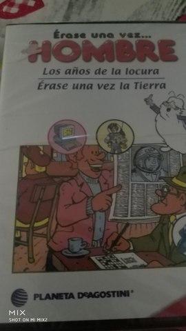ERASE UNA VEZ EL HOMBRE, DVD, COMPLETA - foto 2