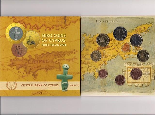 Cartera Chipre 2008