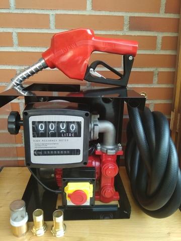 SURTIDOR COMBUSTIBLE GASOIL - foto 7