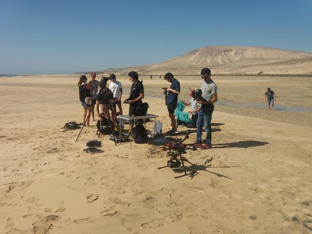 FOTO Y VIDEO CON DRON EN FUERTEVENTURA - foto 2