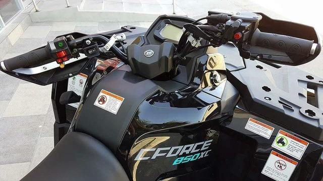 CFORCE 850 XC.  - CFORCE 850 XC.  - foto 3
