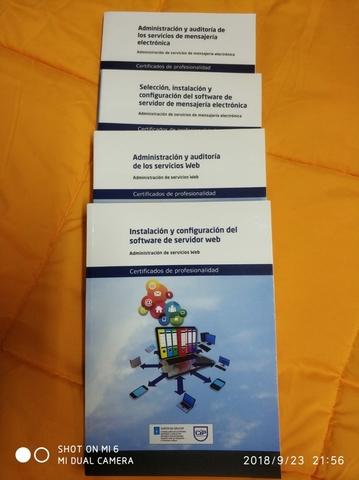 ADM DE SERV. DE INTERNET IFCT0509 - foto 1