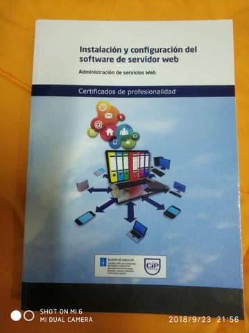 ADM DE SERV. DE INTERNET IFCT0509 - foto 2