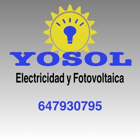 ELECTRICIDAD Y FOTOVOLTAICA - foto 1