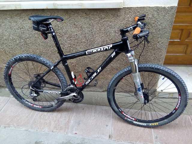 09e17eb19d6 MIL ANUNCIOS.COM - Scott scale. Compra venta de bicicletas: montaña,  carretera, estáticas, trek, GT, de paseo, BMX, trial, scott scale