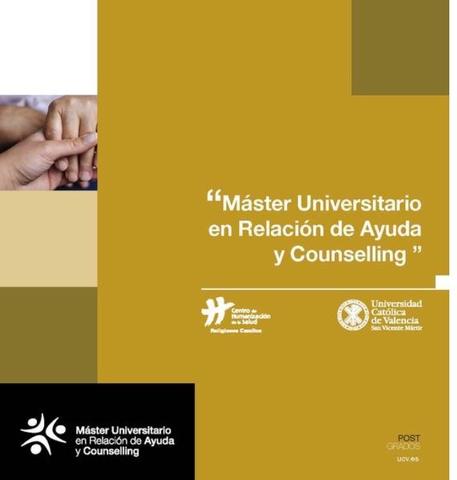 MÁSTER RELACIÓN DE AYUDA Y COUNSELLING - foto 1