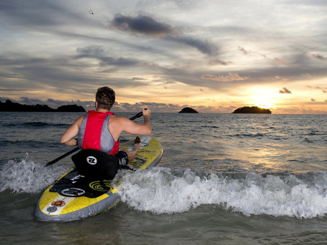 TABLA PADDLE SURF ZRAY X1 (ENVIO GRATIS) - foto 3
