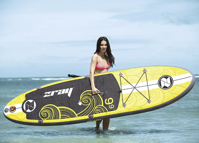 TABLA PADDLE SURF ZRAY X1 (ENVIO GRATIS) - foto 5
