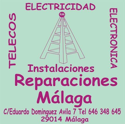 ELECTRICISTA BARATO EN MÁLAGA - foto 4