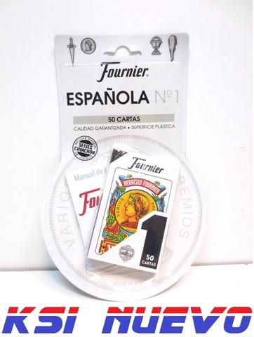 Bajara Cartas Españolas Fournier 50