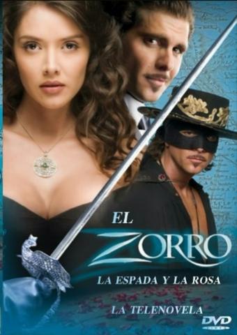EL ZORRO LA ESPADA Y LA ROSA - foto 1