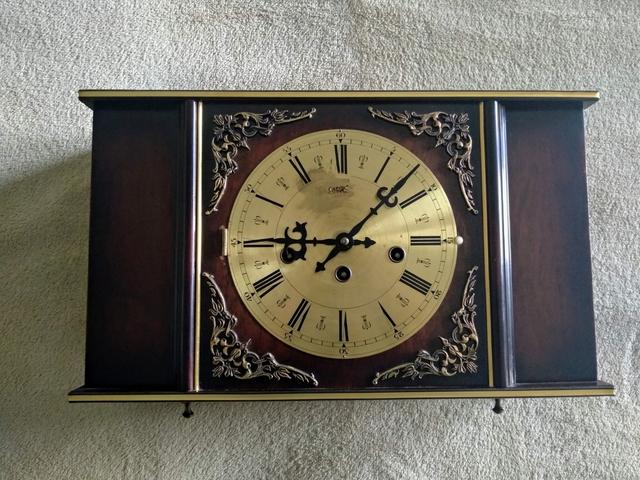 Reloj Con Sonería Funcionando!!