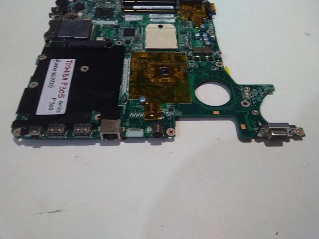 TOSHIBA SATELLITE P300, P305, A300D-AMD - foto 2
