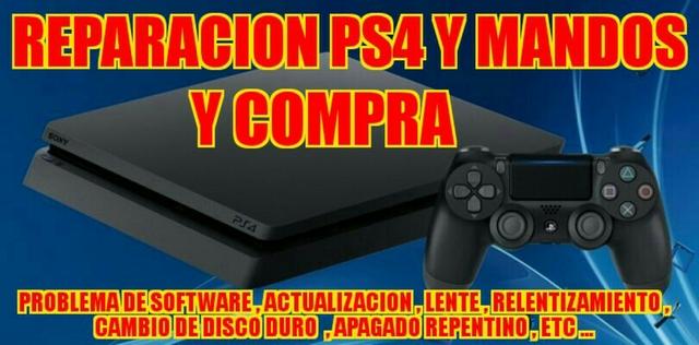 SE REPARAN PS4 Y SE COMPRAN - foto 1
