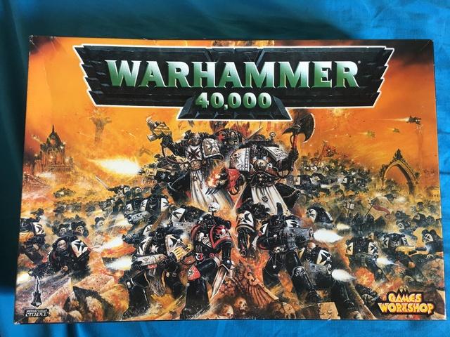 WARHAMMER 40000 DE GAMES WORKSHOP segunda mano  Murcia
